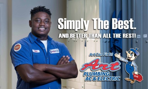 With a Growing Demand for Trade Industry Jobs, Art Plumbing, Air Conditioning & Electric is Now Hiring Experienced Plumbers to Join the Team