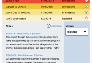 Assessment Alerts