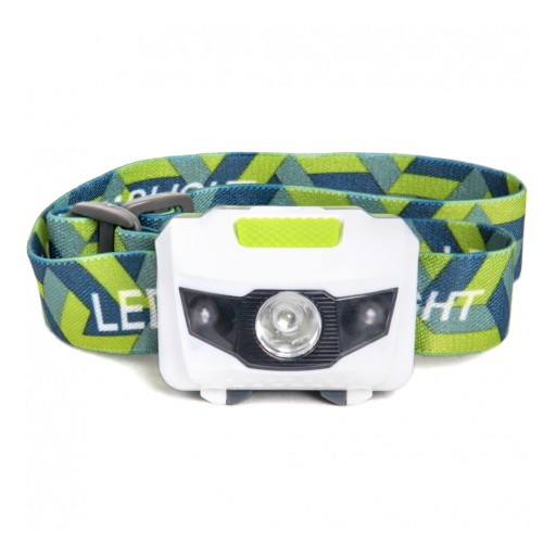 Top Ranked Shining Buddy Headlamp Encourages Safe Exercise After Dark