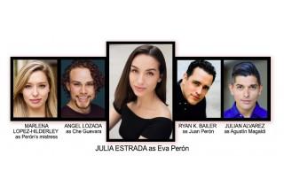 EVITA Cast 2 - ACT of CT