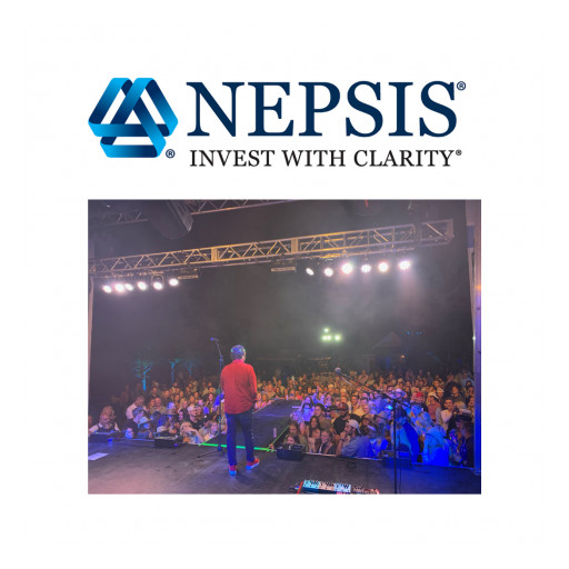 Nepsis® Hosts Record Number at Annual Backyard Concert Event