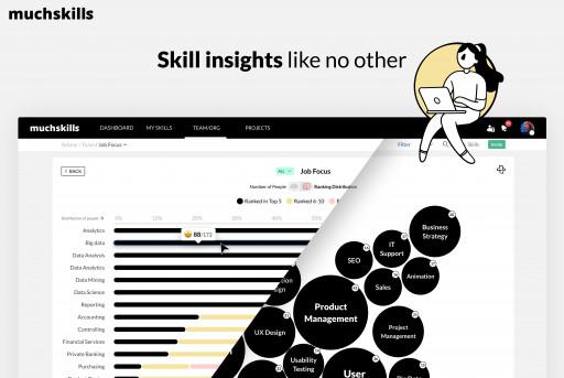 MuchSkills skills and competency