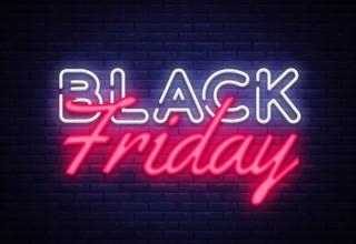 Neon Black Friday