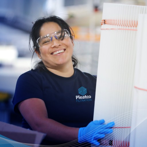 Pleatco Filtration Seeks Workers for Impressive New Manufacturing Facility in Louisville
