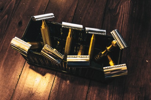 West Coast Shaving Release a Line of Vintage Safety Razors