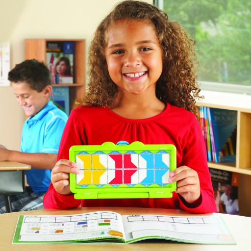 New VersaTiles® by ETA Hand2mind Helps Students Build Confidence With Hands-on Practice