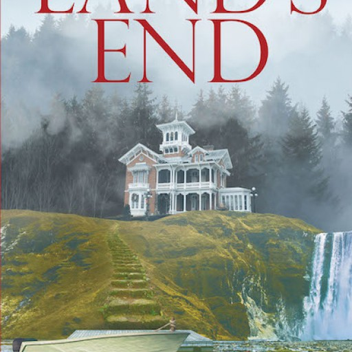 Betty Turchik's New Book 'Land's End' is a Moving Romance Drama About a Young Widow and an Ex-Priest Who Meet at the Crossroads of Their Lives.