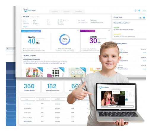 AmplioSpeech and CompuClaim Partner to Boost Special Education Outcomes and Reimbursement