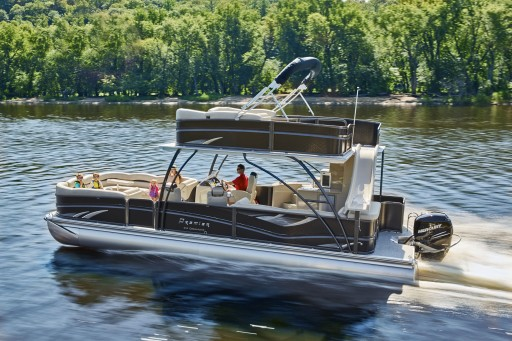 Premier Introduces Two-Story Escalante Pontoon
