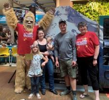 Arizona family wins trip at Mt. Hood Territory vending machine pop-up