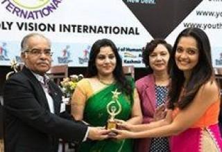Human Rights Ambassador Sheena Chohan