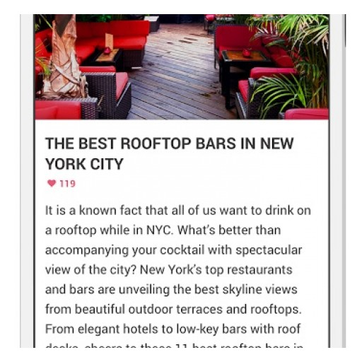 Hottest New App With Great Venues and Awesome Deals You've Been Missing