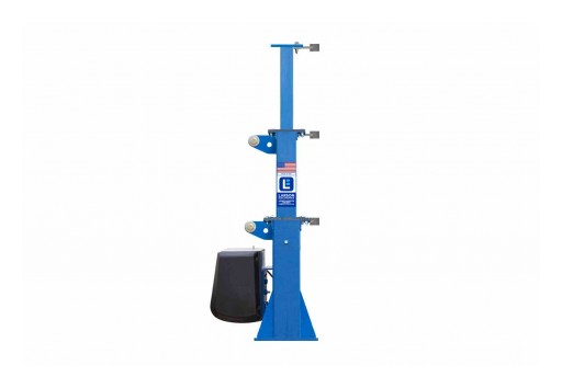 Larson Electronics Releases Three-Stage Light Mast, 2' to 3.5', Fixed Mount, Electric Winch