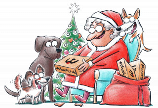 365 Days Santa for Dogs