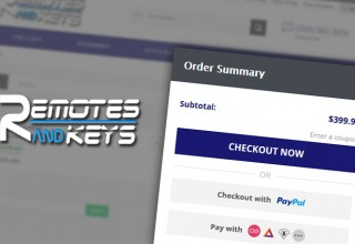 Remotes And Keys Crypto Checkout