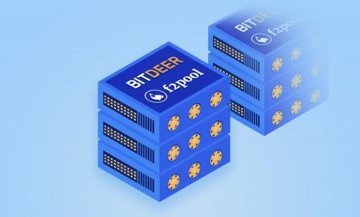 BitDeer.com Expands Global Ecosystem With F2Pool Strategic Partnership