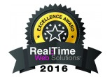 Real Time Web Solutions Excellence Award