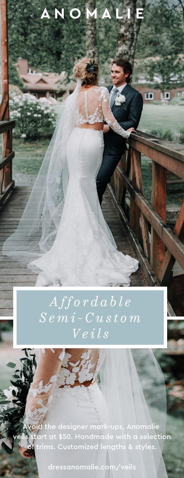 0bcb5b99b5a ... Anomalie - Affordable Semi-Custom Veils ...