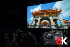 8K Projection Theater
