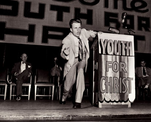 When the World Met Billy Graham