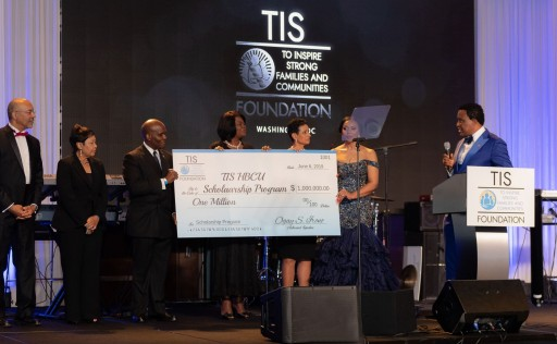 TIS Foundation's 25th Anniversary Gala Honored Powerful Female Leaders and Celebrated Real Community Change