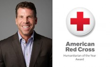 Jeff Varcirca, MD, American Red Cross Humanitarian of the Year