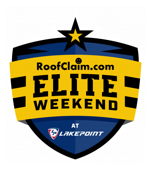 LakePoint Sports to Host RoofClaim.com Elite Weekend Featuring Nation's Best Youth Athletes and a Chance for Guests to Win $5,000