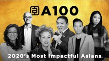 A100 2020 Most Impactful Asians Collage