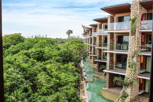 Hotel Xcaret Mexico Offers Rich Experiences to Reconnect With Nature and Local Heritage Through Its Eco-Integrating Architecture