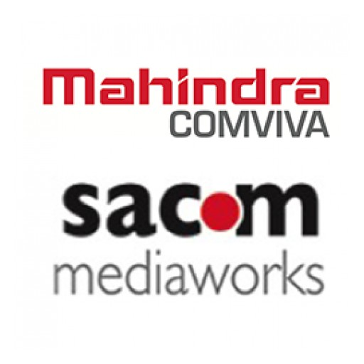 Sacom Mediaworks Partners With Mahindra Comviva to Enable Robust Digital Content Engagement on Telecom Platforms