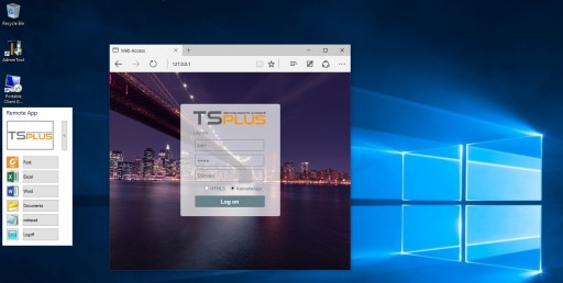 TSplus Announces RemoteApp Availability With Windows 10