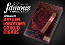 Asylum Lobotomy Corojo Cigars