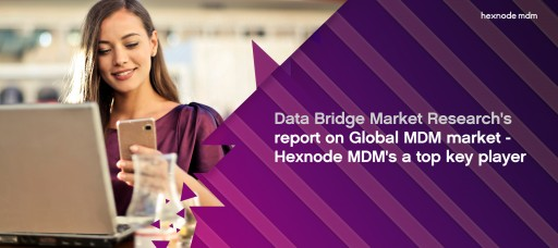 Data Bridge Market Research's Report on Global MDM Market - Hexnode MDM's a Top Key Player