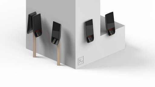 Rebellious and Sophisticated - Coates Group Reimagines Self-Ordering With New K2 Kiosk