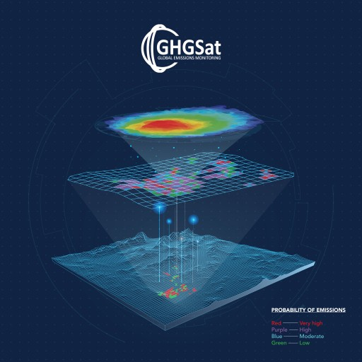 GHGSat Supplying Methane Emissions Data With Bloomberg