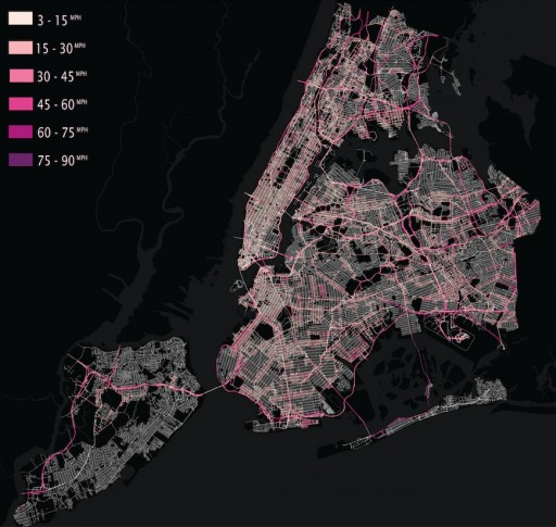 Research: The Worst Roads and Habits of New York Drivers
