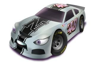 NASCAR Sonic Racer