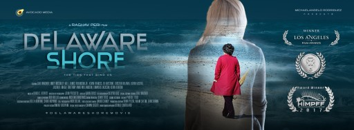 Avocado Media LLC's Award Winning Movie, 'Delaware Shore', Heading Out to International Market Place at 68th Berlin International Film Festival