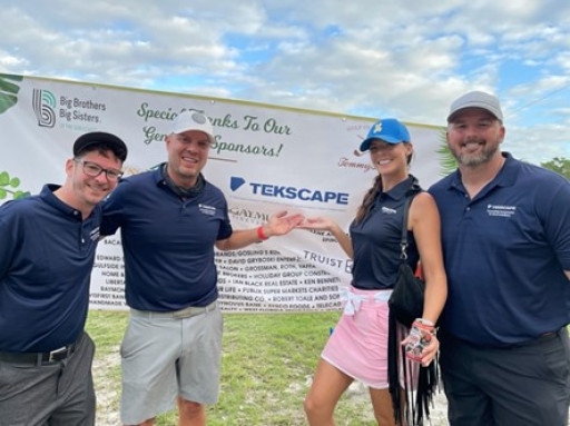 NYC-Based MSP Tekscape Swings Into Florida Tech Market: Lands Big Kahuna Sponsorship With (Big Brothers Big Sisters of the Sun Coast) Annual Charity Golf Outing