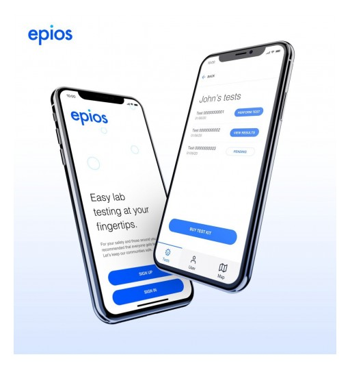 Telos Launches The Epios Project to Facilitate Anonymous COVID-19 Testing