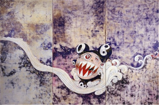 The Vancouver Art Gallery Presents Takashi Murakami's Works in First-Ever Retrospective to Be Presented in Canada