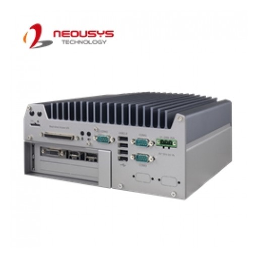 Neousys Launches Nuvis-5306RT Series, a Machine Vision Controller With Intel® 6th Gen. Core™ I7/i5 Processor Featuring Vision-Specific I/O, Real-Time Control and GPU-Computing