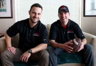 3rd Gen Painting and Remodeling Owners, Andre Kazimierski and Matt Schmidt