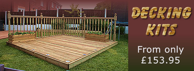Savoy timber introduce decking kits to the uk market newswire additional images solutioingenieria Images