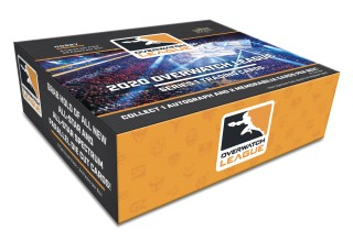 2020 OVERWATCH LEAGUE UPPER DECK SERIES 1 TRADING CARDS RELEASE