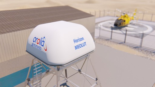 Orolia Unveils a World First in Satellite Search and Rescue Technology