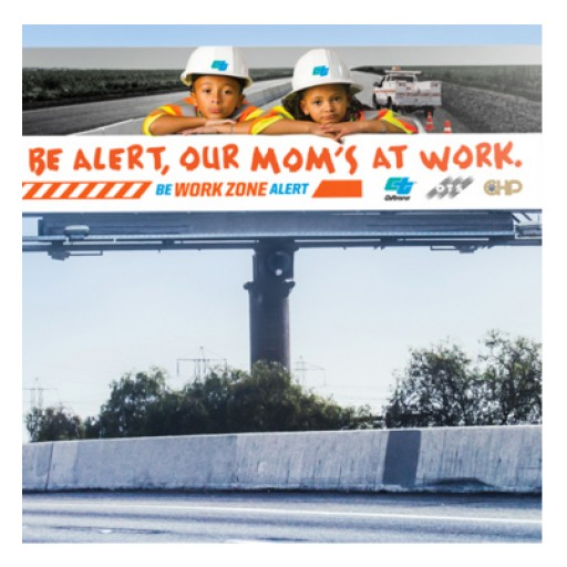 "Sagent Wins Big With Caltrans ""Be Alert"" Public Awareness Campaign"