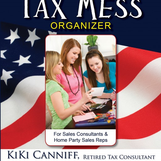 2016 Home Party Rep Annual Tax Mess Organizer Now Includes Forms to Make Tax Time Easier for Sales Reps