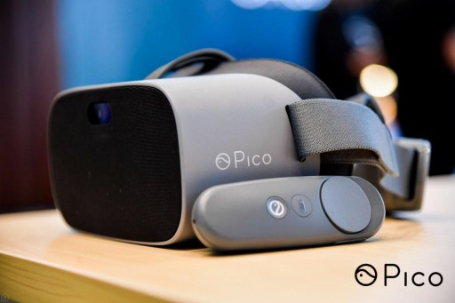 The New Generation of VR is Here. Introducing the All-in-One Pico G2, the Most Powerful Lightweight Headset Yet.