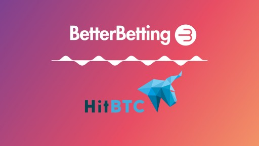 Blockchain-Based BetterBetting Announces Its Native BETR Token Listing on HitBTC